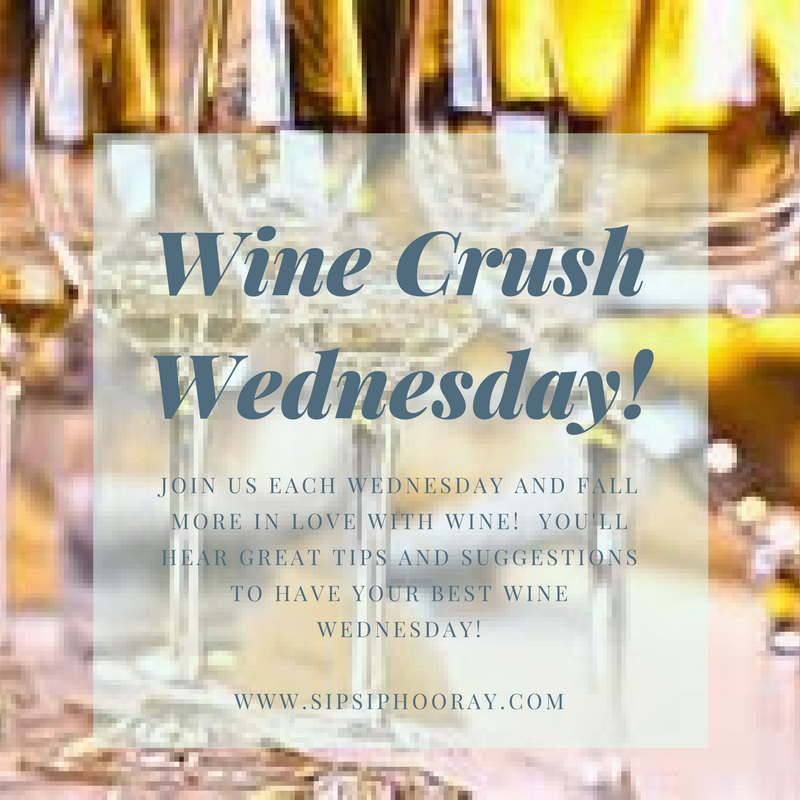 Wine Crush Wednesday: Episode 1